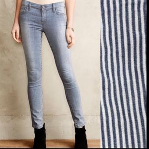 Anthropology Level 99 Jeans Liza Skinny Size 27